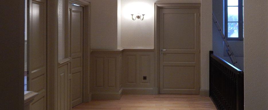 portes boiseries
