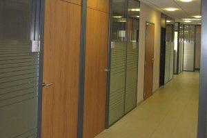 cloisons de séparations et faux plafonds