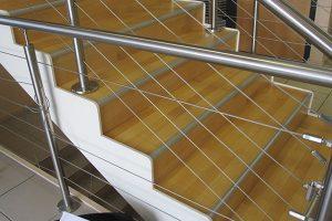 escaliers et garde-corps